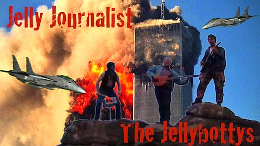 Jelly Journalist Single Cover Image