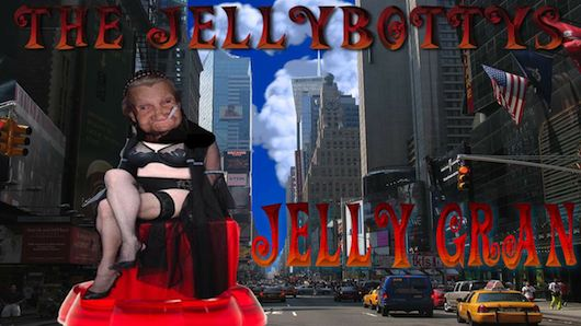 Jelly Gran Song Single Cover Image