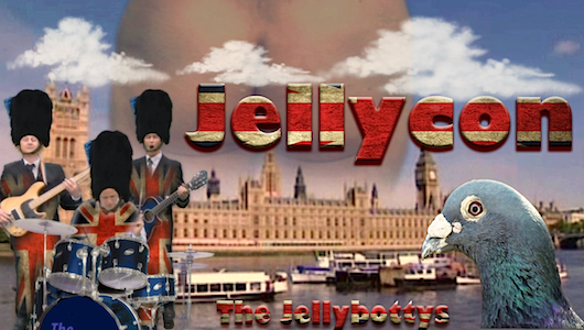 Jellycon Song Cover Artwork By The Jellybottys Image